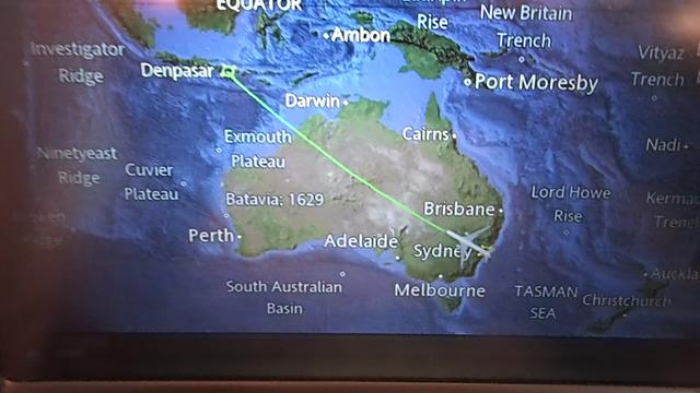 Jetstar Sydney to Bali flight review