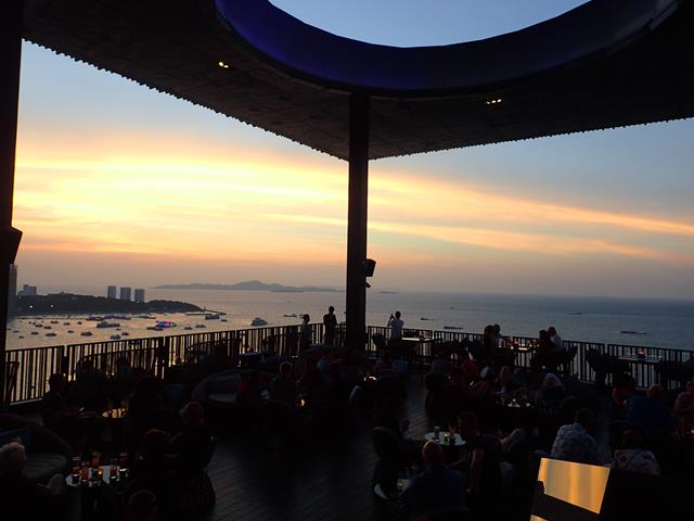 Horizon Roofttop Bar Pattaya