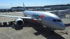 Flight review Jetstar Sydney to Bali