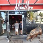 Great Steak at Moo Moo Wine Bar and Grill Broadbeach