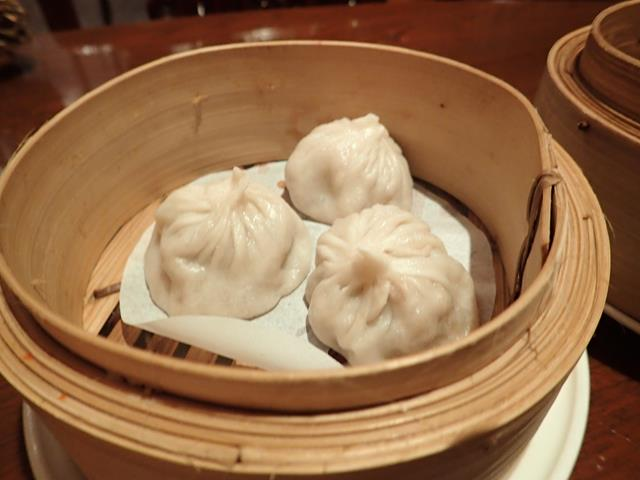 Shanghai Soup Dumplings at Liu Chinese Restaurant