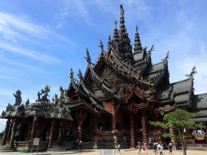 The Sanctuary of Truth Pattaya