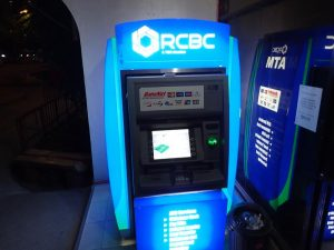 ATM Cash Machine in El Nido