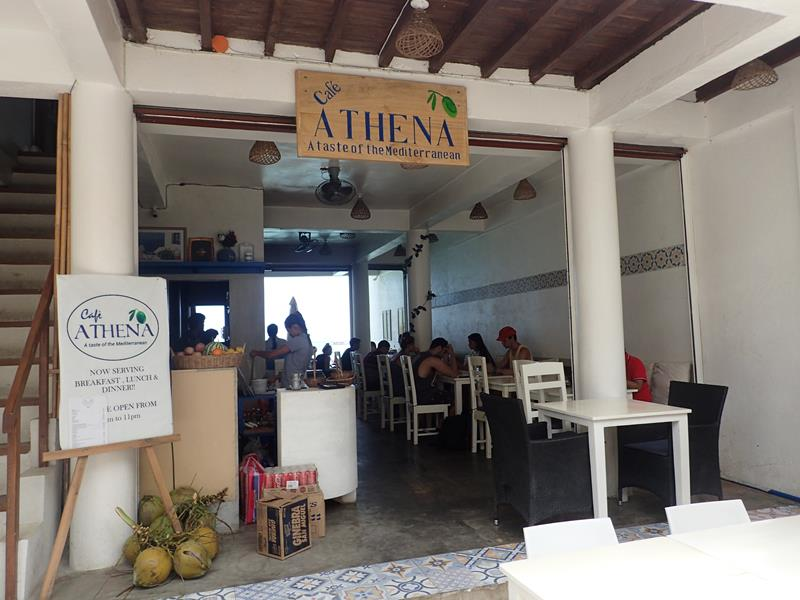 Best restaurants in el nido palawan island tripatrek travel for Athena mediterranean cuisine