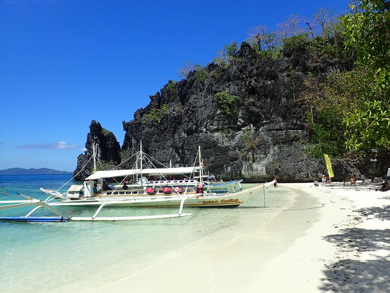 Boat Tours around El Nido