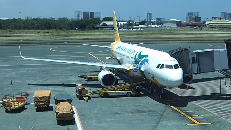 Cebu Pacific Air Manila to Puerto Princesa