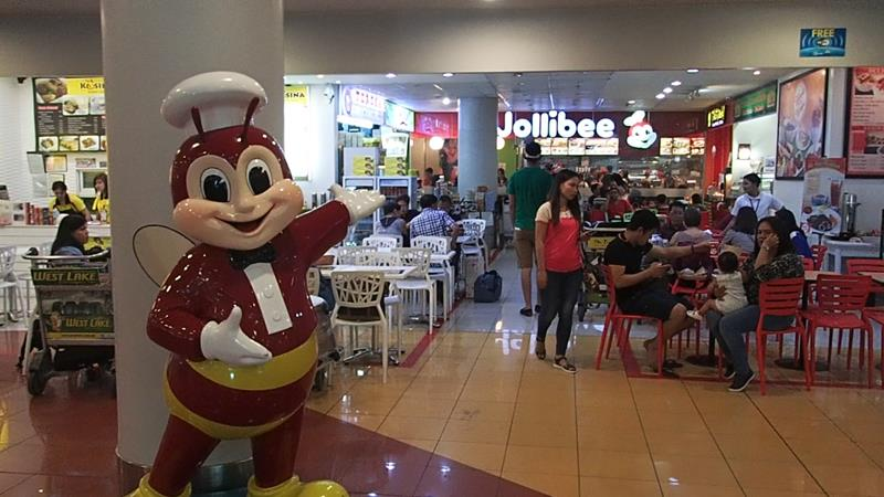 Jollibee at Manila Airport