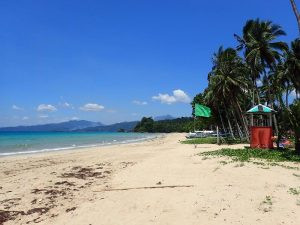 No ATM Cash Machines at Sabang Beach