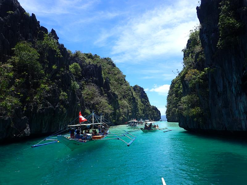 The Lagoons of El Nido