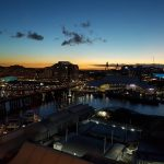 Sydney's Coolest Rooftop Bar with view over Darling Harbour