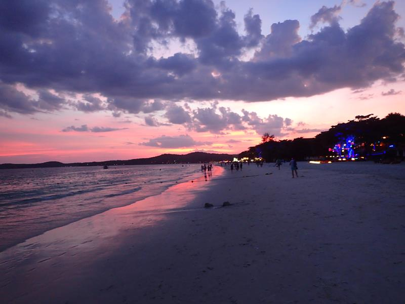 Sunset Koh Samet