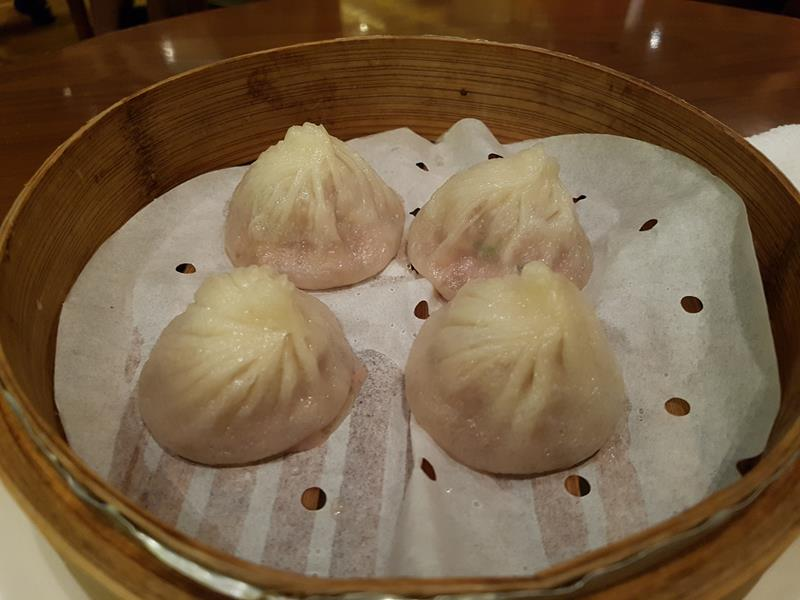 Shanghai Soup Dumplings at Man Tong Kitchen