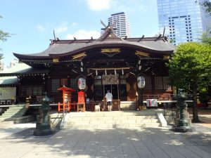 Kumano Shrine Shinjuku