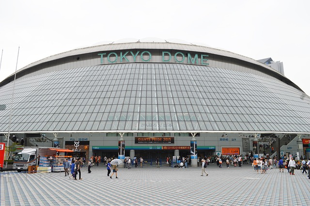 What to do in tokyo in september tripatrek travel for Japan dome house price