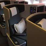 Differences Flying Business Class and Economy Class
