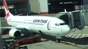 Flight Review Qantas Economy Sydney to Gold Coast