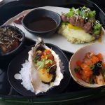 Luxury Bento Box at Kobe Jones Japanese Restaurant Sydney