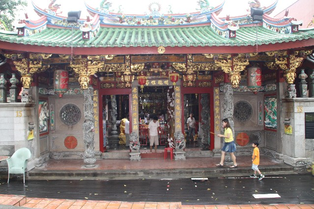 Tan Si Chong Su Temple Singapore