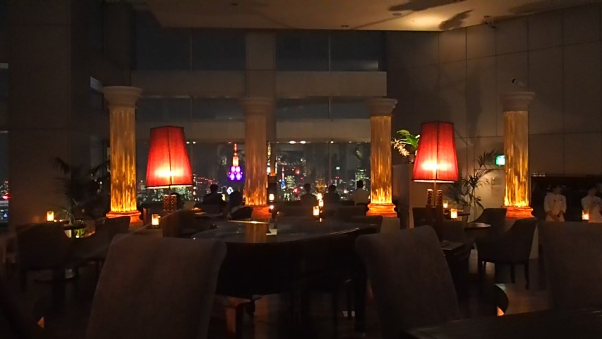 Fine dining restaurant in North Tower