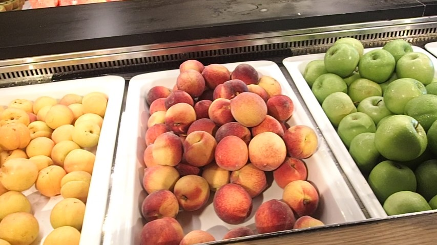 Fresh fruit food station at Hyatt Regency Sydney