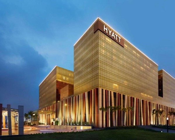 Hyatt Hotel City of Dreams Manila