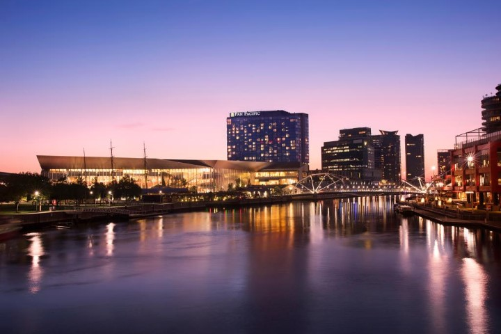 Pan Pacific Hotel Melbourne