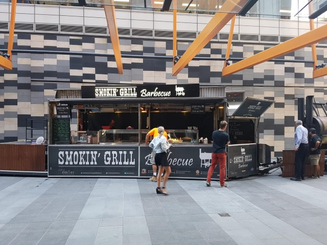 Shelley Street Food truck