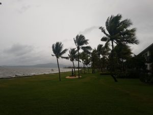 Cyclones in Fiji