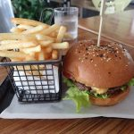 Great burgers in Surfers Paradise