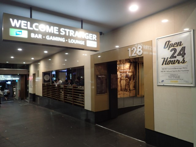 Welcome Stranger Hotel Melbourne
