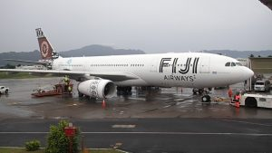 Fiji Airways Nadi to Sydney