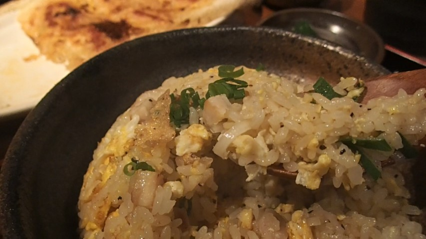 Fried rice at BLG Gyoza Pub
