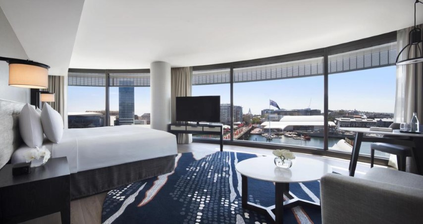 Hyatt Regency Hotel Darling Harbour Sydney