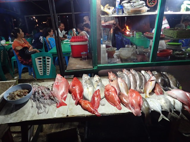 Night Food Markets at Labuan Bajo