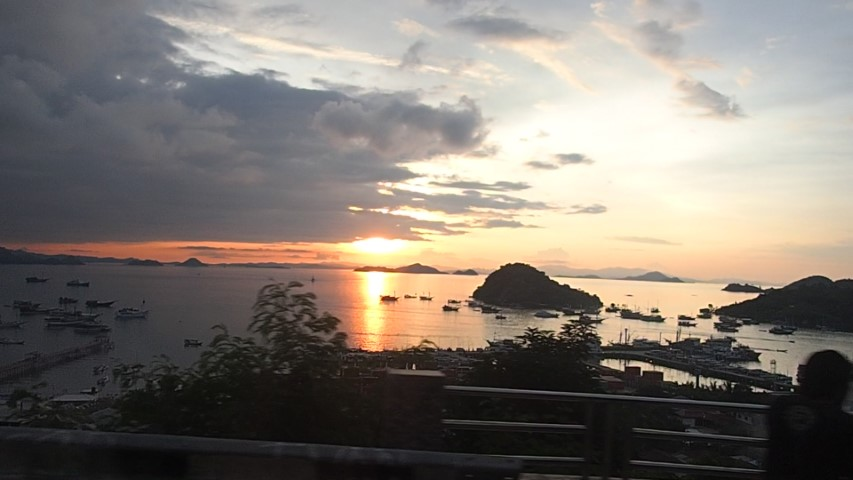 Sunsets at Labuan Bajo