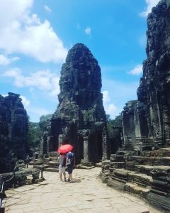 Bayon Temple Siem Reap Cambodia