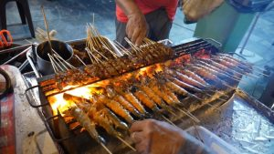 Best Satay in Singapore