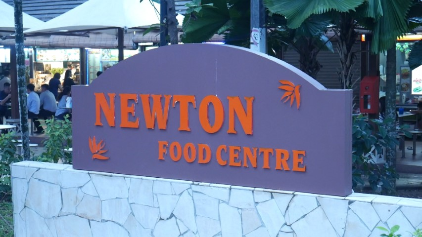 Newton Food Centre Singapore