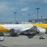 Scoot direct flight from Sydney to Singapore