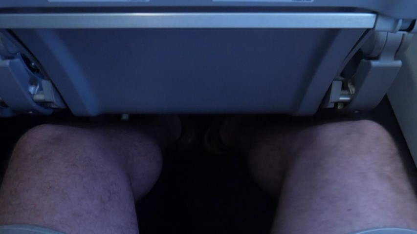 Enough leg room on the A320