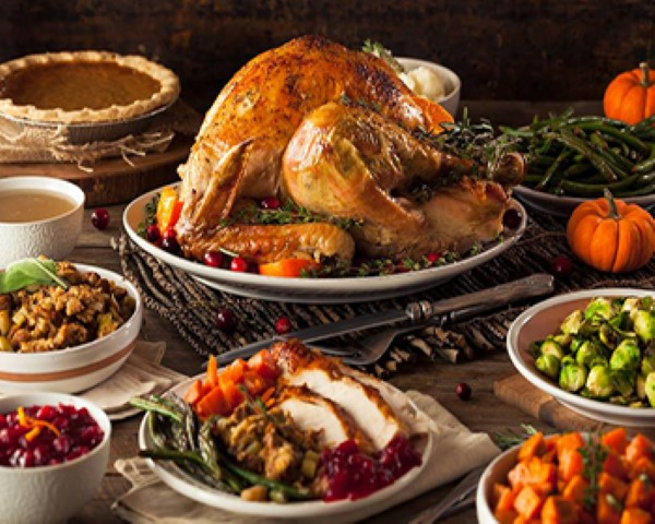 Where to eat Thanksgiving Dinner