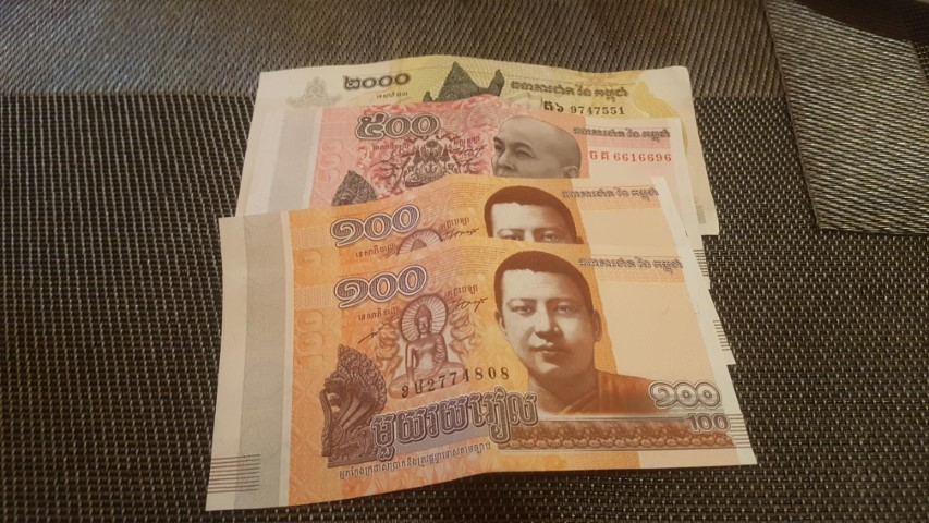 How much do things cost in Phnom Penh