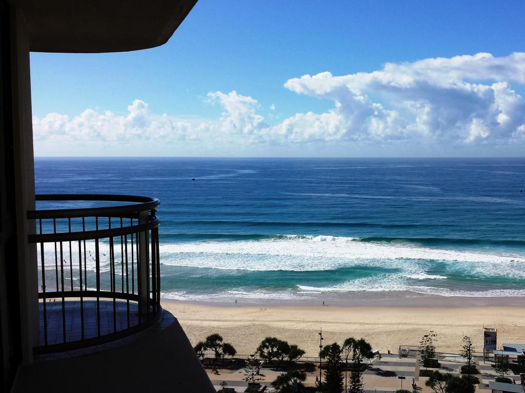 The Beachcomber Resort Surfers Paradise