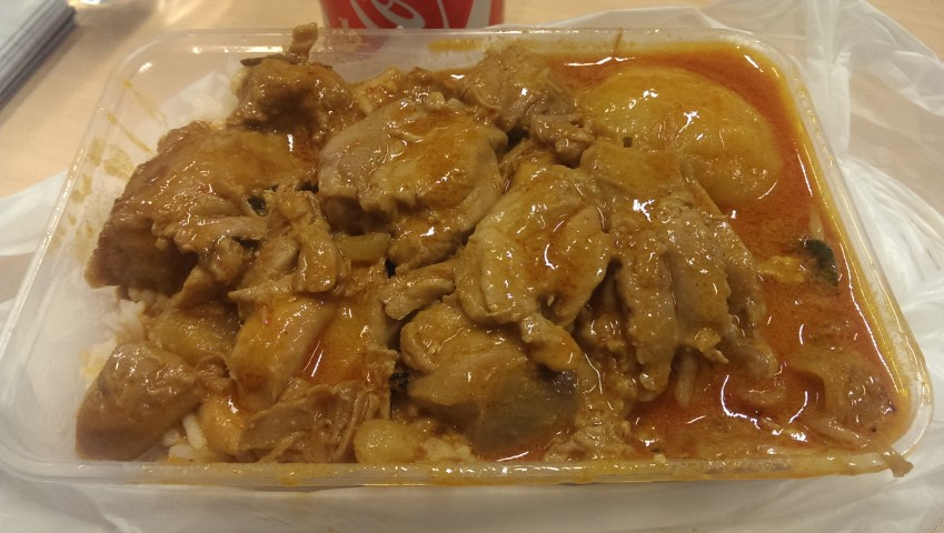 Best Malaysian Chicken Curry in Sydney