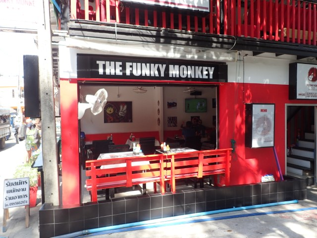 Funky Monkey Bar Koh Samet