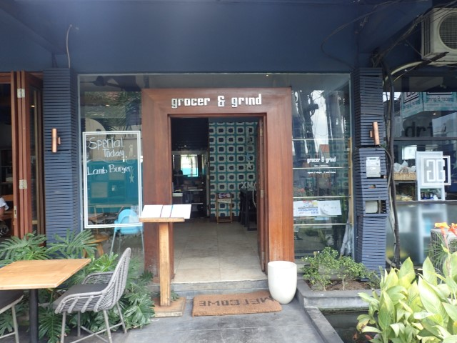 Grocer and Grind Cafe Seminyak