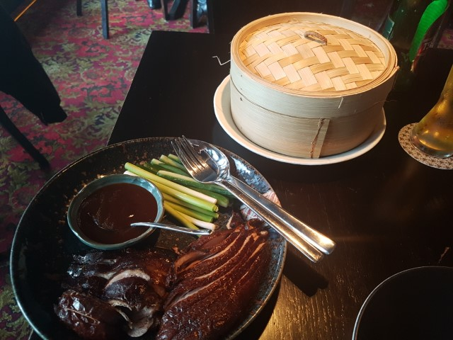 Peking Duck at Spice Temple Melbourne