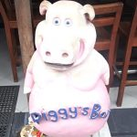 Piggys Bar Great Sports Bar in Kuta Bali