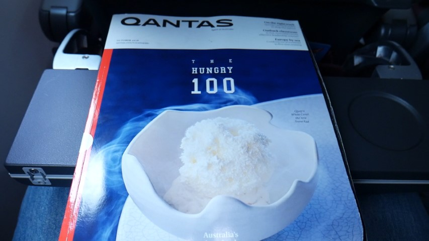 Qantas Inflight Magazine