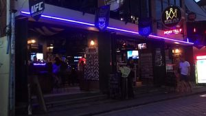 Royal Jack Sports Bar Kuta Bali